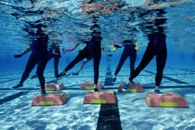 KEEP ON MOVING!: il FITNESS IN ACQUA